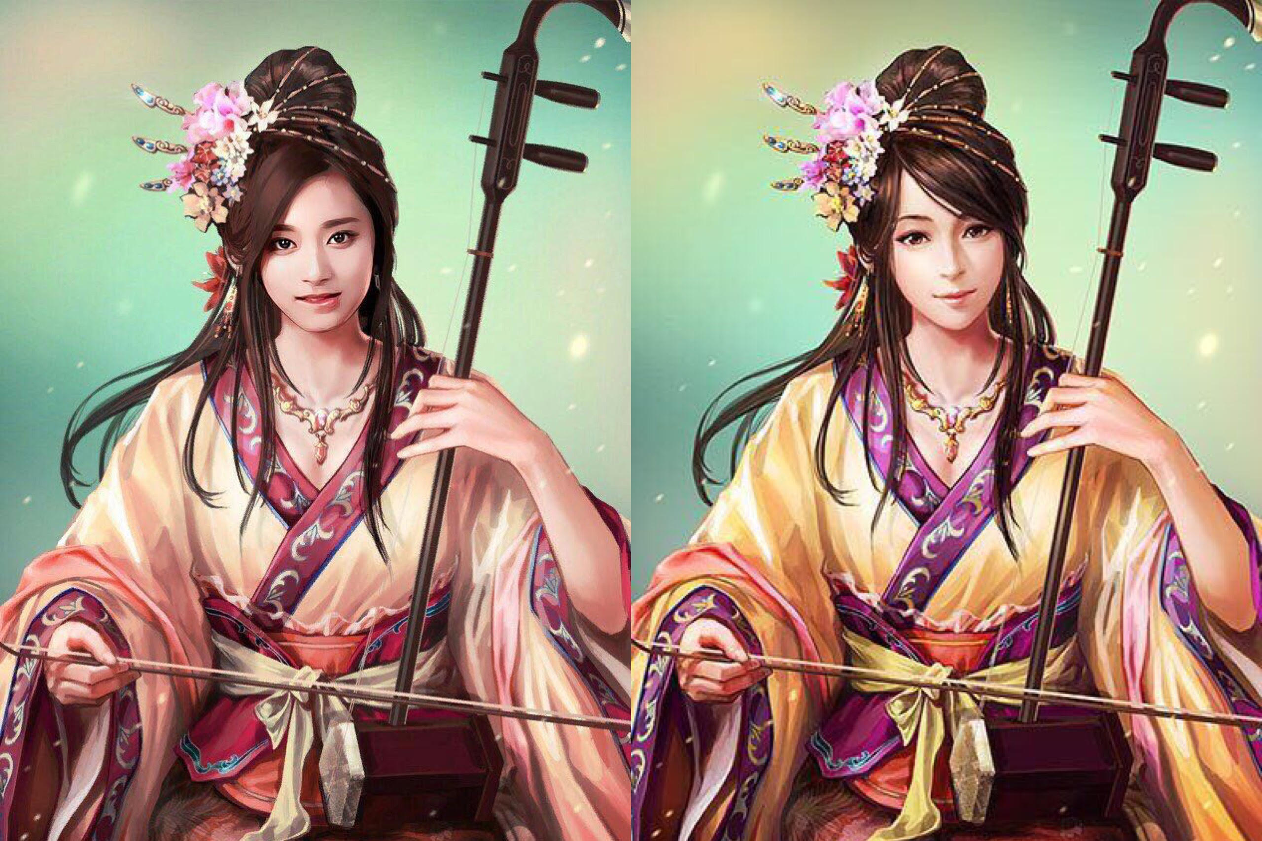 Heres How TWICE Would Look Dressed In Traditional Chinese Clothing