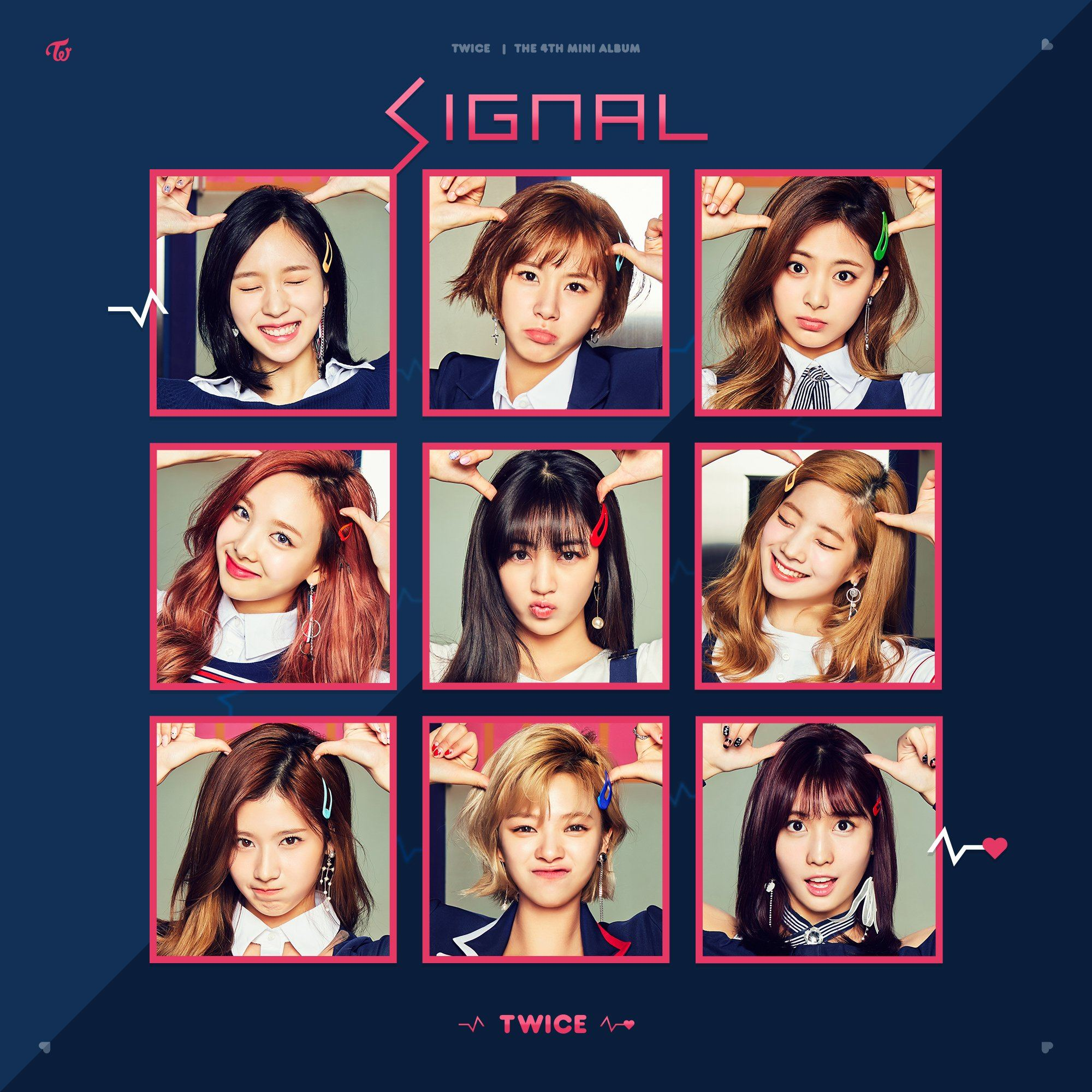 TWICE releases music video for new song Signal
