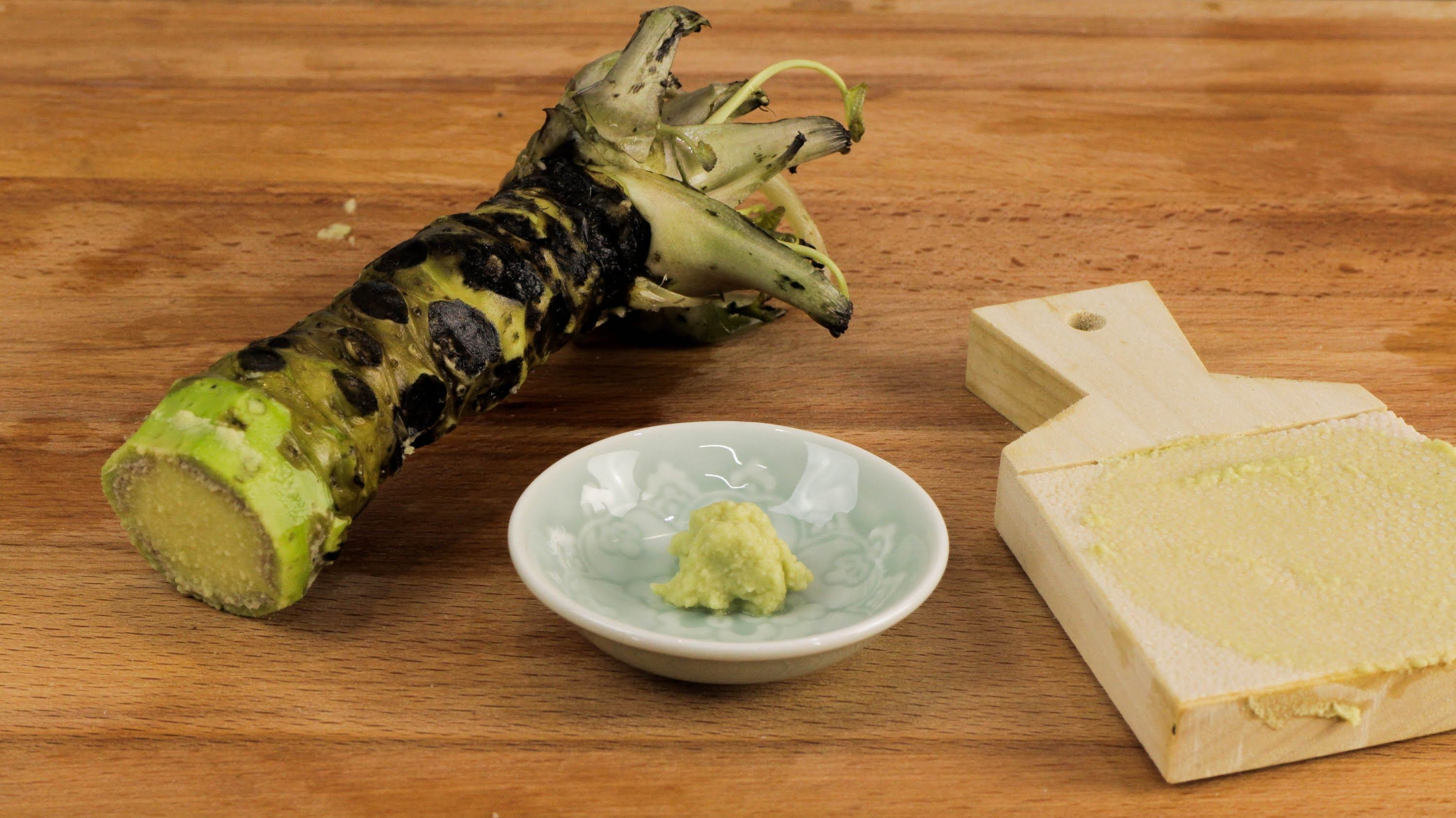 Scientists Discover A New Cure For Hair Loss, Wasabi