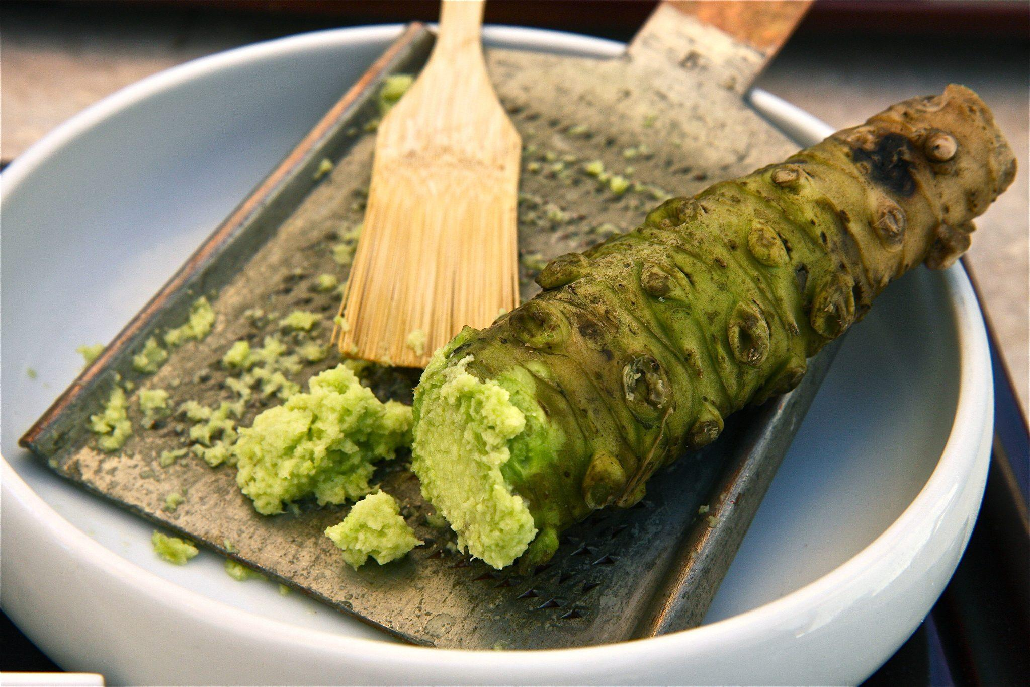 Scientists Discover A New Cure For Hair Loss Wasabi