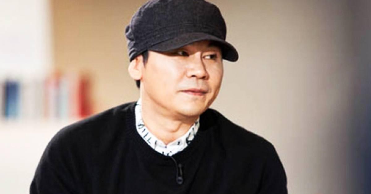 Yang Hyun Suk's Father Has Passed Away