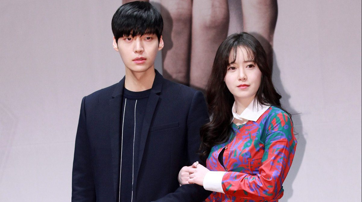 Ahn Jae Hyun and Goo Hye Sun celebrate their 1 year wedding anniversary in the most peculiar fashion