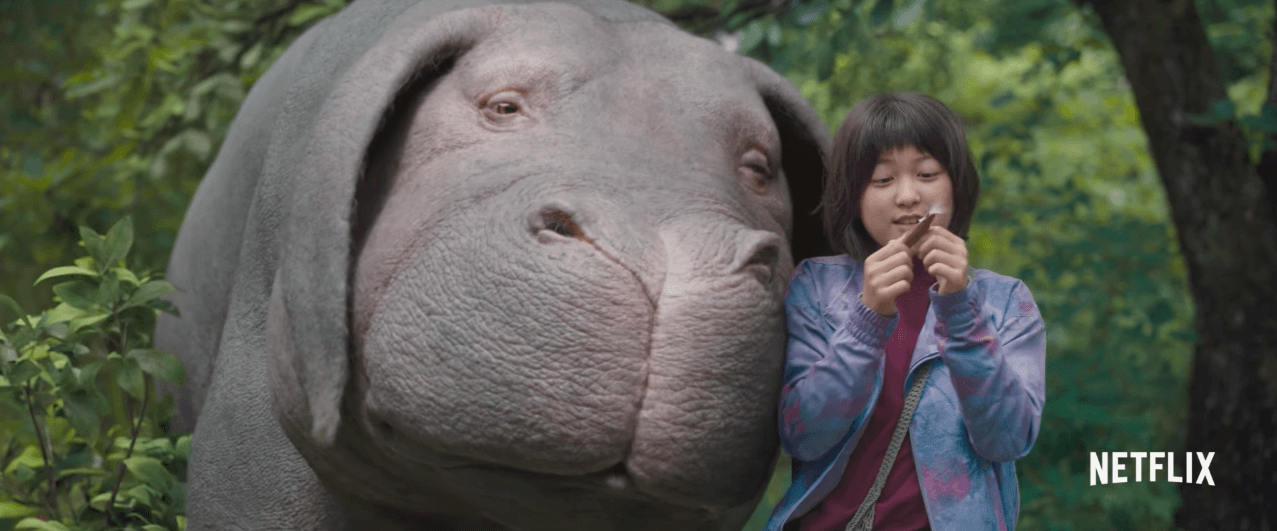 Netflixs Korean Film Okja receives four-minute standing ovation at Cannes Film Festival