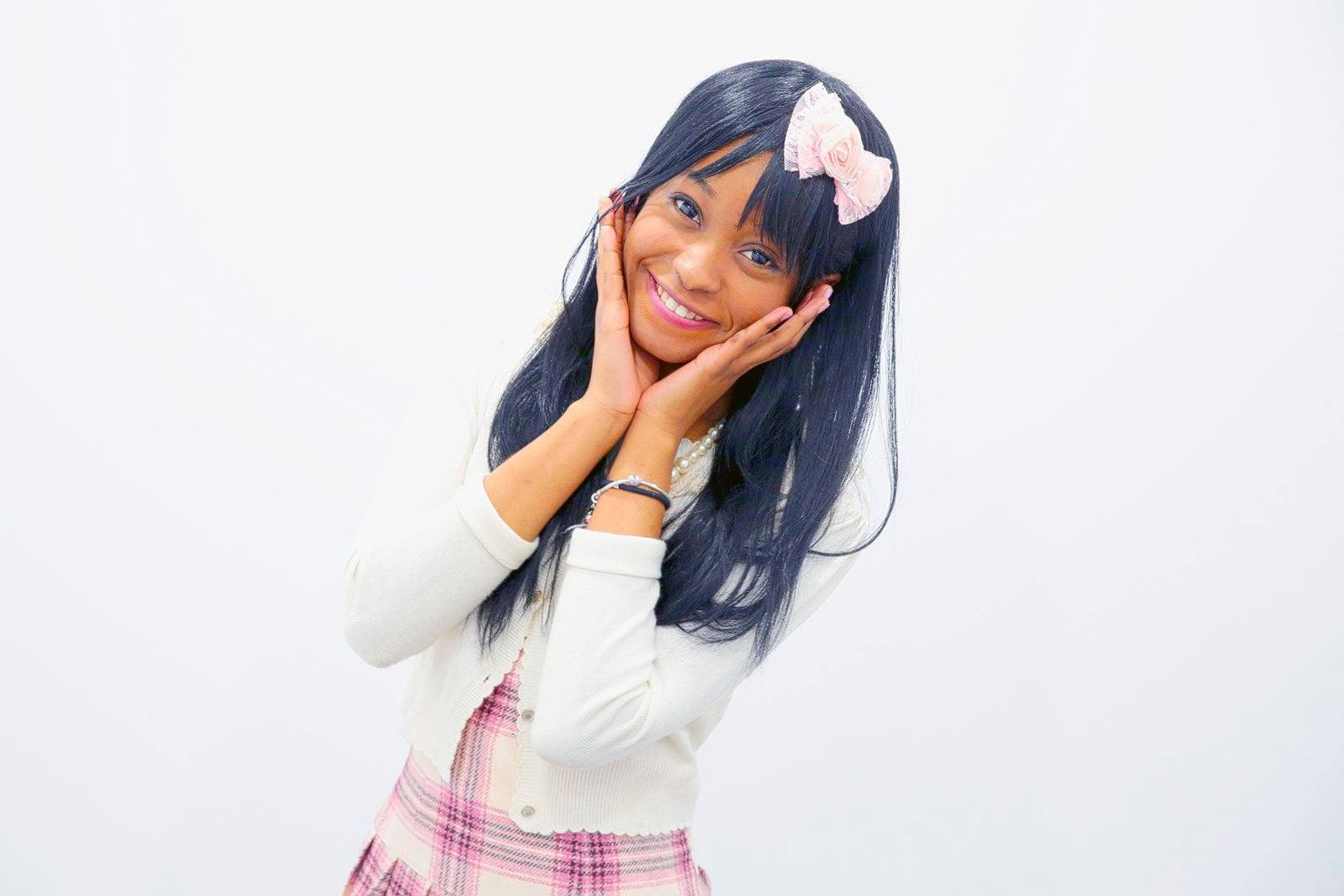This Girl Is the First African-American J-Pop Idol