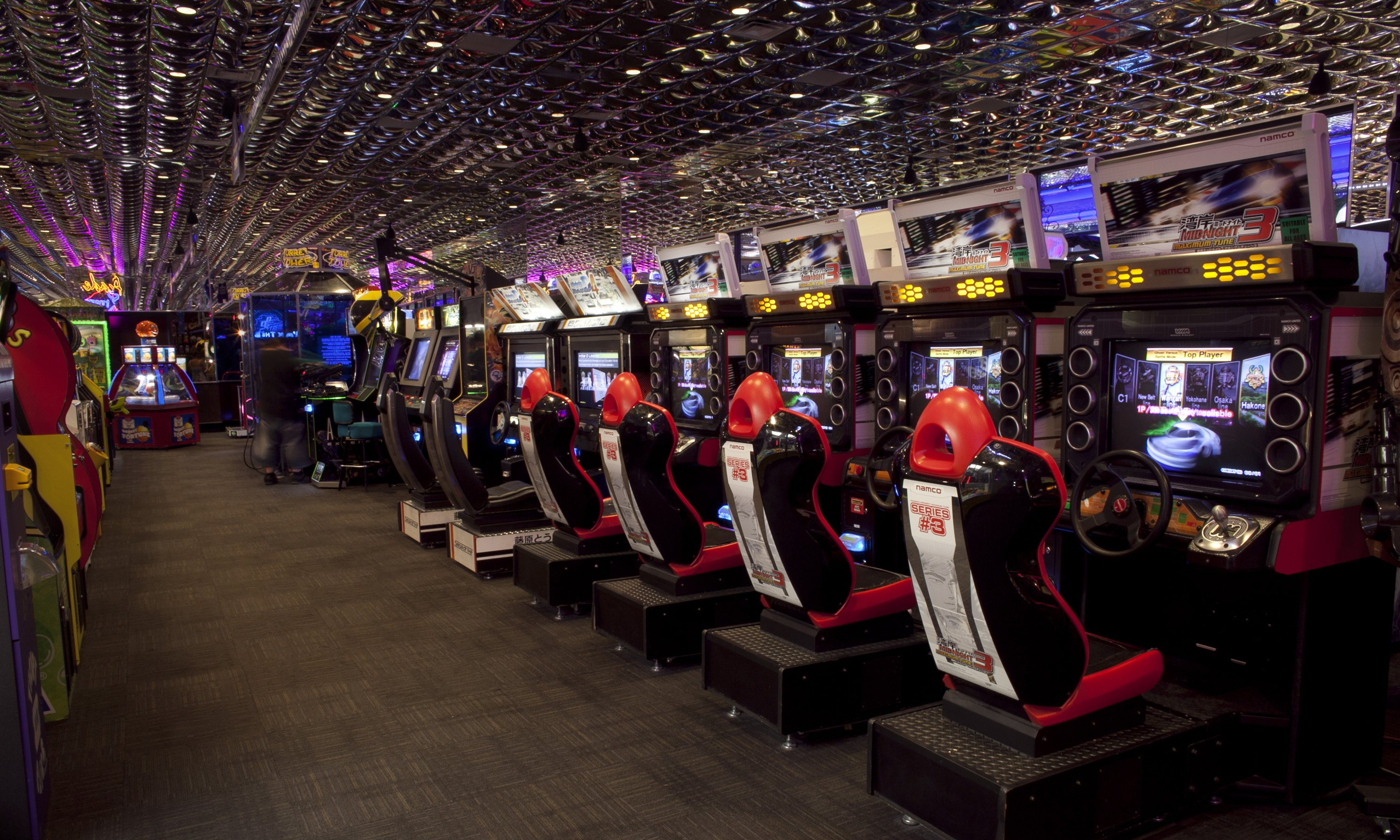 Arcades in North Korea Arent Quite What Youd Expect