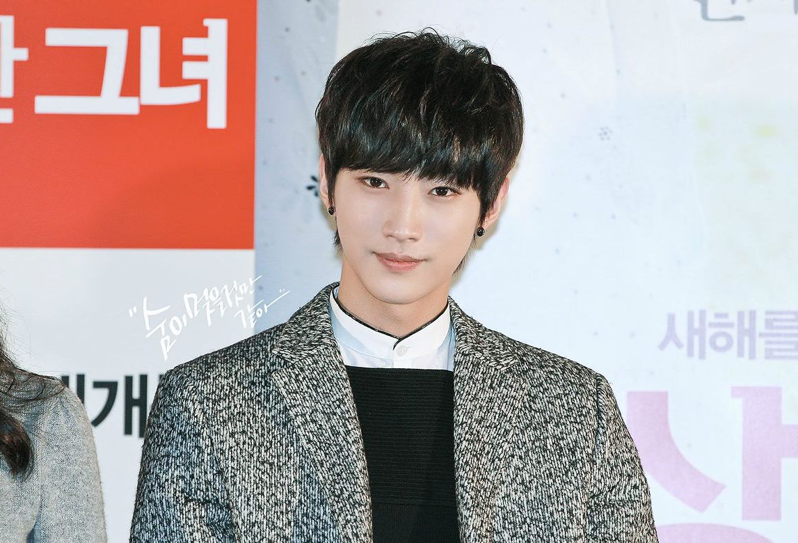 B1A4 Jinyoung Will Feature In A New Drama Along With Seven Female Idols