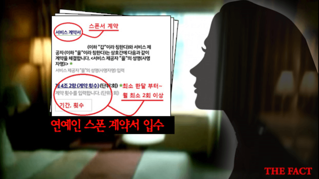 Agency CEO Arrested For Repeatedly Sending Female Trainees To Sex Sponsors