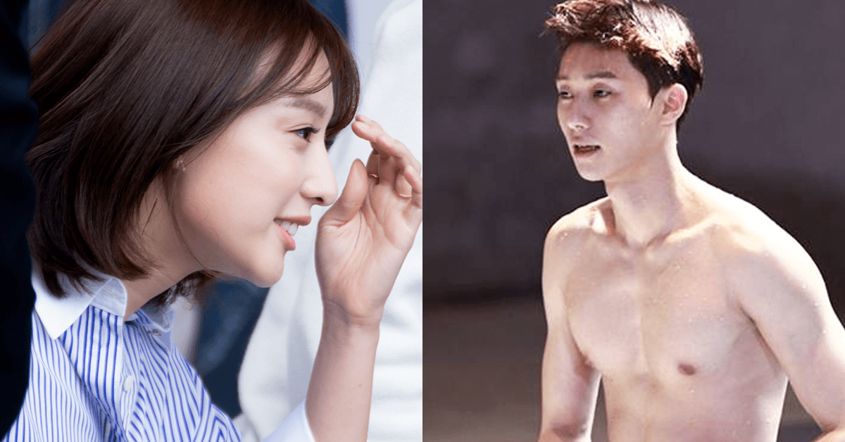 Kim Ji Won Talks About Park Seo Joons Body