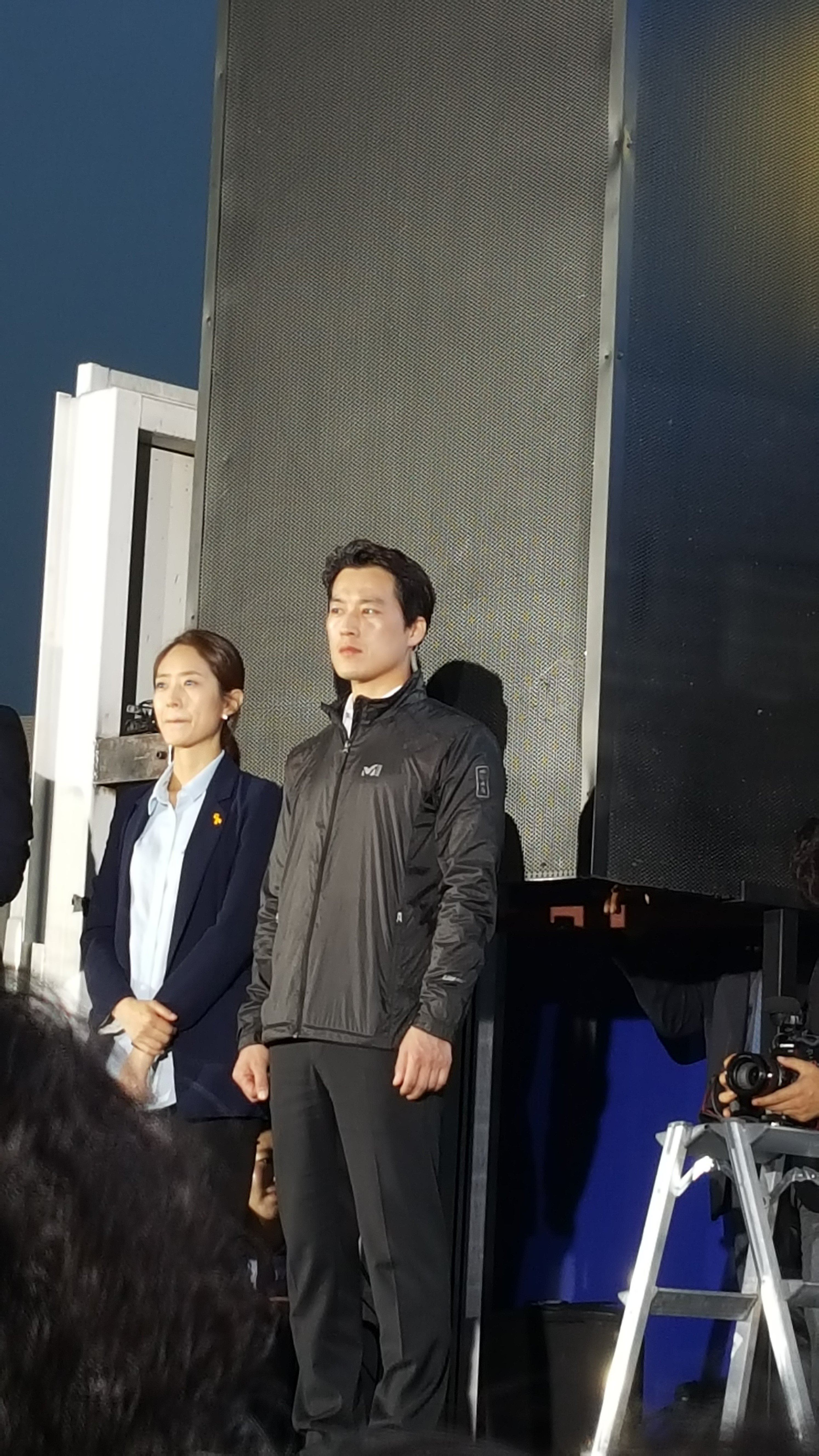 The Bodyguard To The New South Korean President Is Everyones New Bias