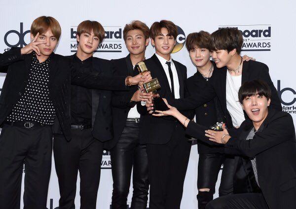 Rumors Surrounding BTSs BBMA Win Media Blackout Are Fake