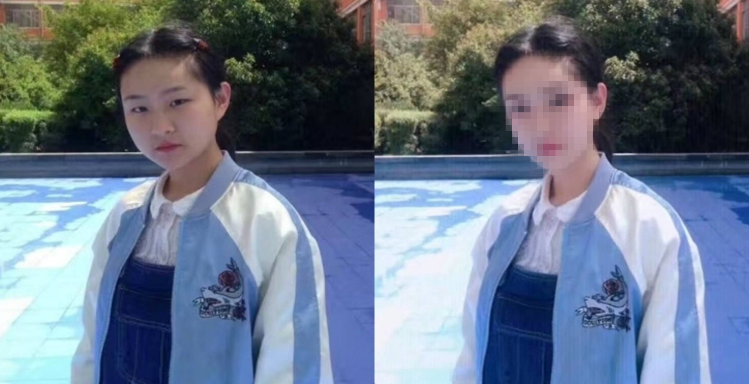 Pictures Show How Amazing Chinese Students Are At Photoshopping Selfies