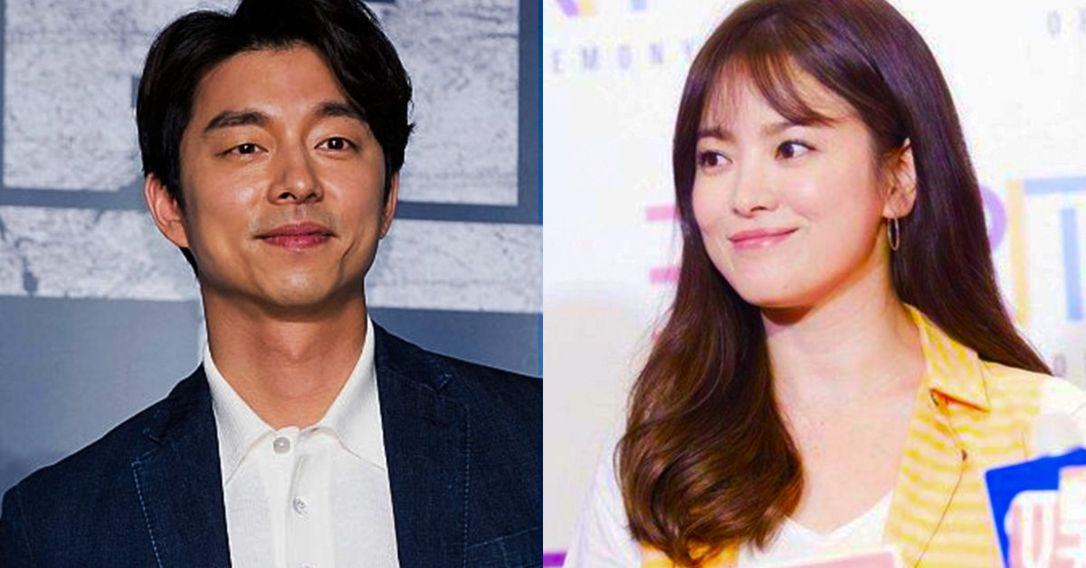 Song Hye Kyo Revealed She Wants To Work With Gong Yoo