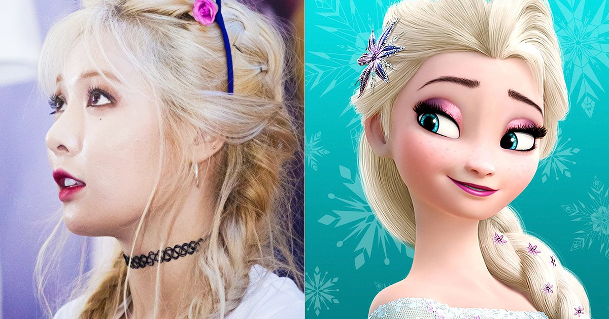 7 Times HyunA Looked Like A Disney Princess
