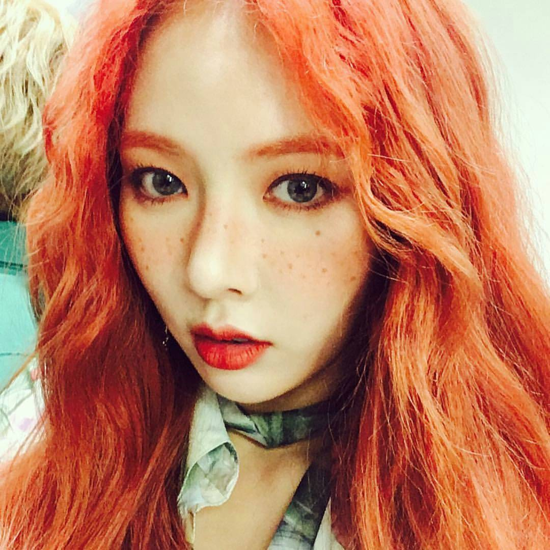 7 Times Hyuna Looked Like A Disney Princess Koreaboo