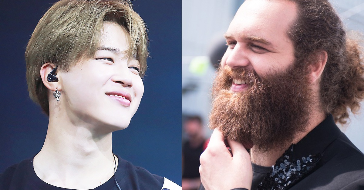 Epic Meal Time Harley Morenstein proclaims his love for BTS Jimin