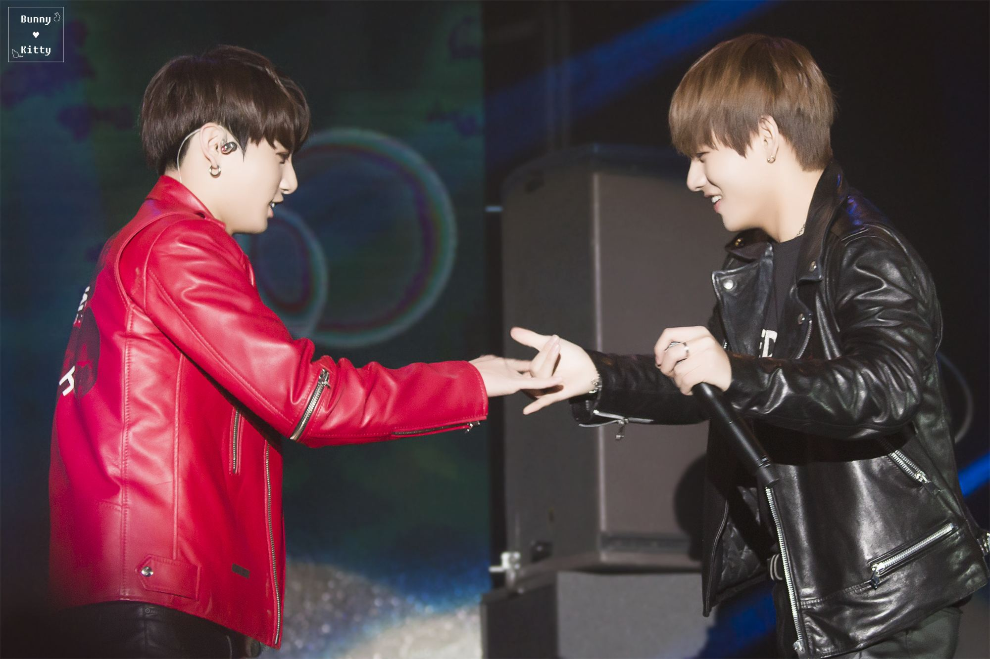 Jungkook and V Are Famous For Their Creative Handshakes