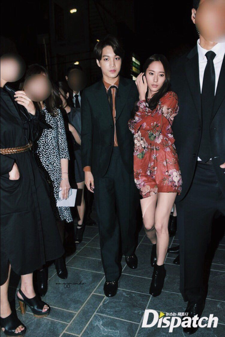 sm confirms relationship taemin and krystal