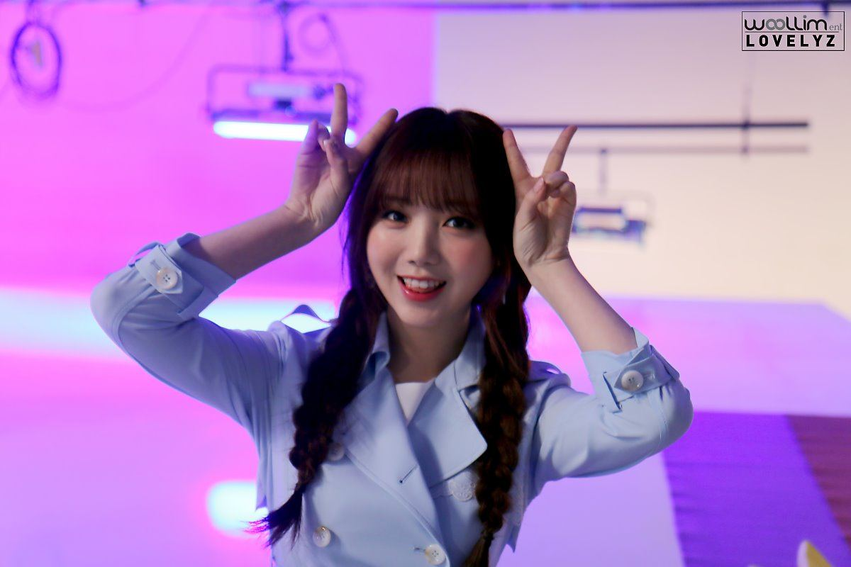 "Lovelyz Keis ""oppayah"" aegyo is the next viral aegyo trend among idols"
