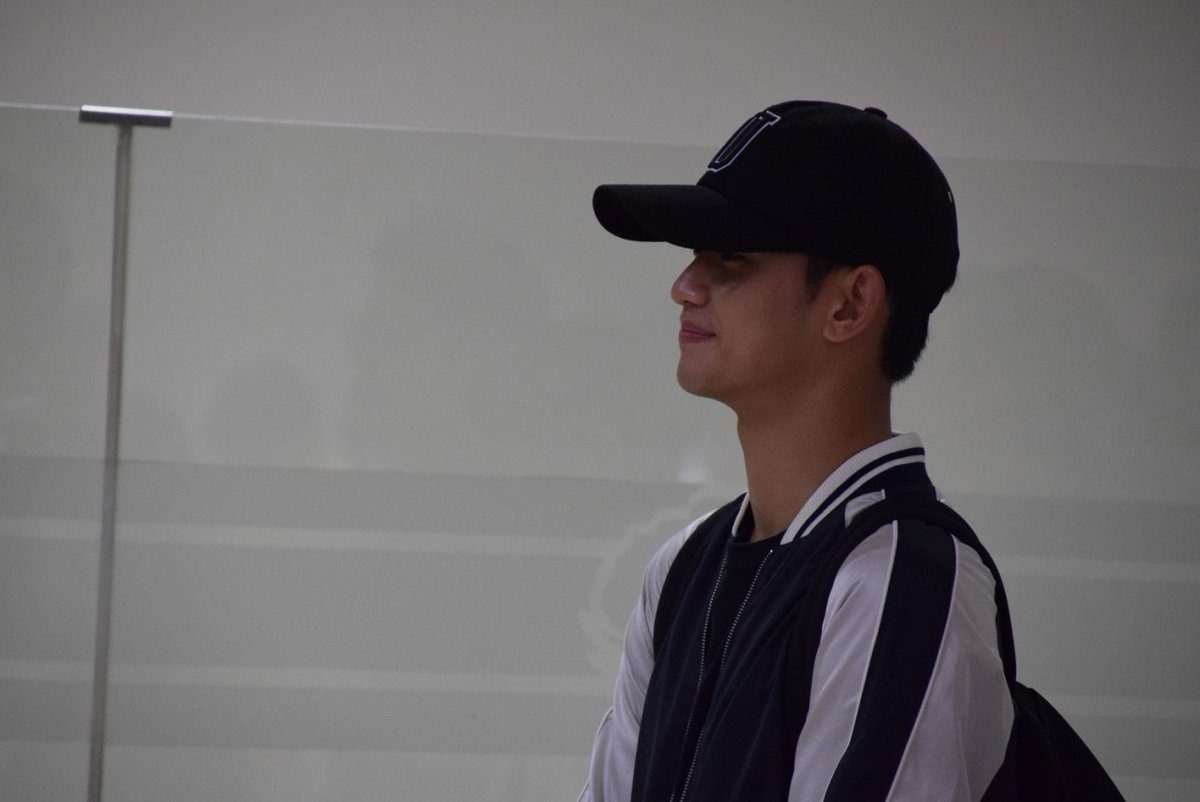 Kim Soo Hyun Spotted Arriving In The Philippines