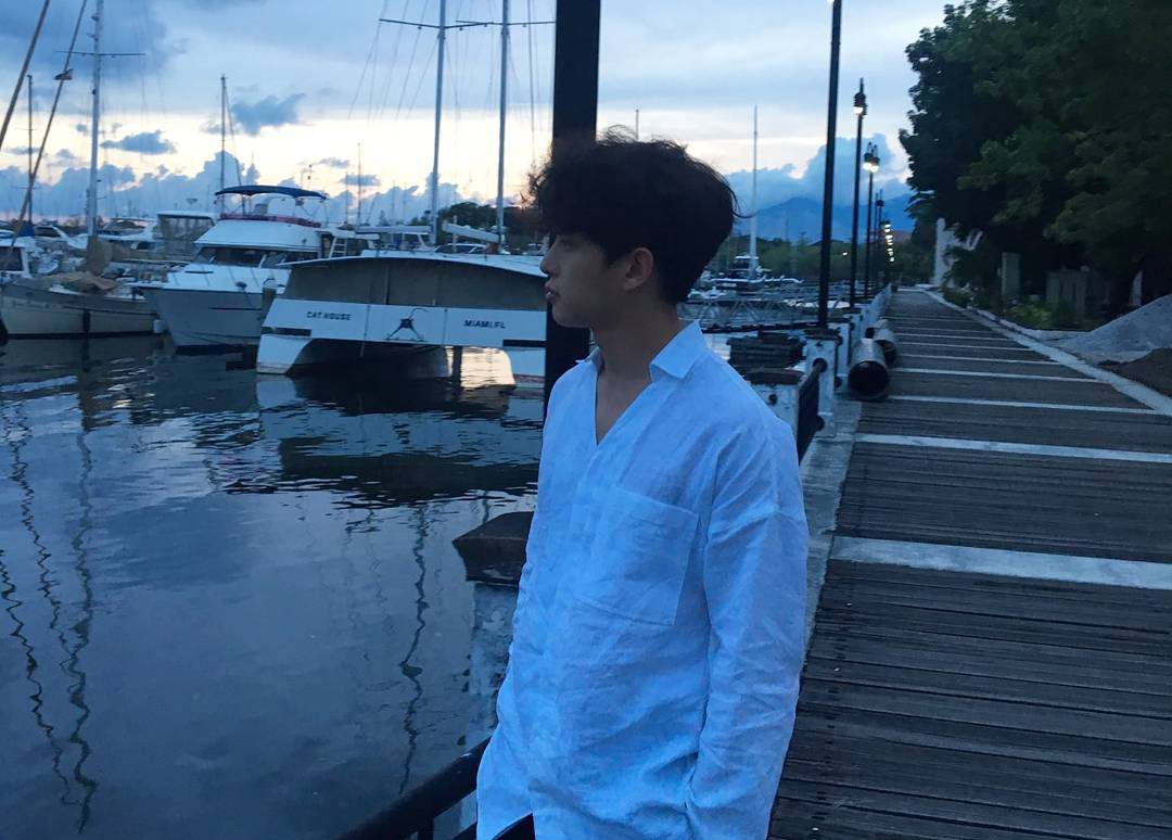 DOTS Kim Min Seok and his friends have a memorable vacation in the Philippines