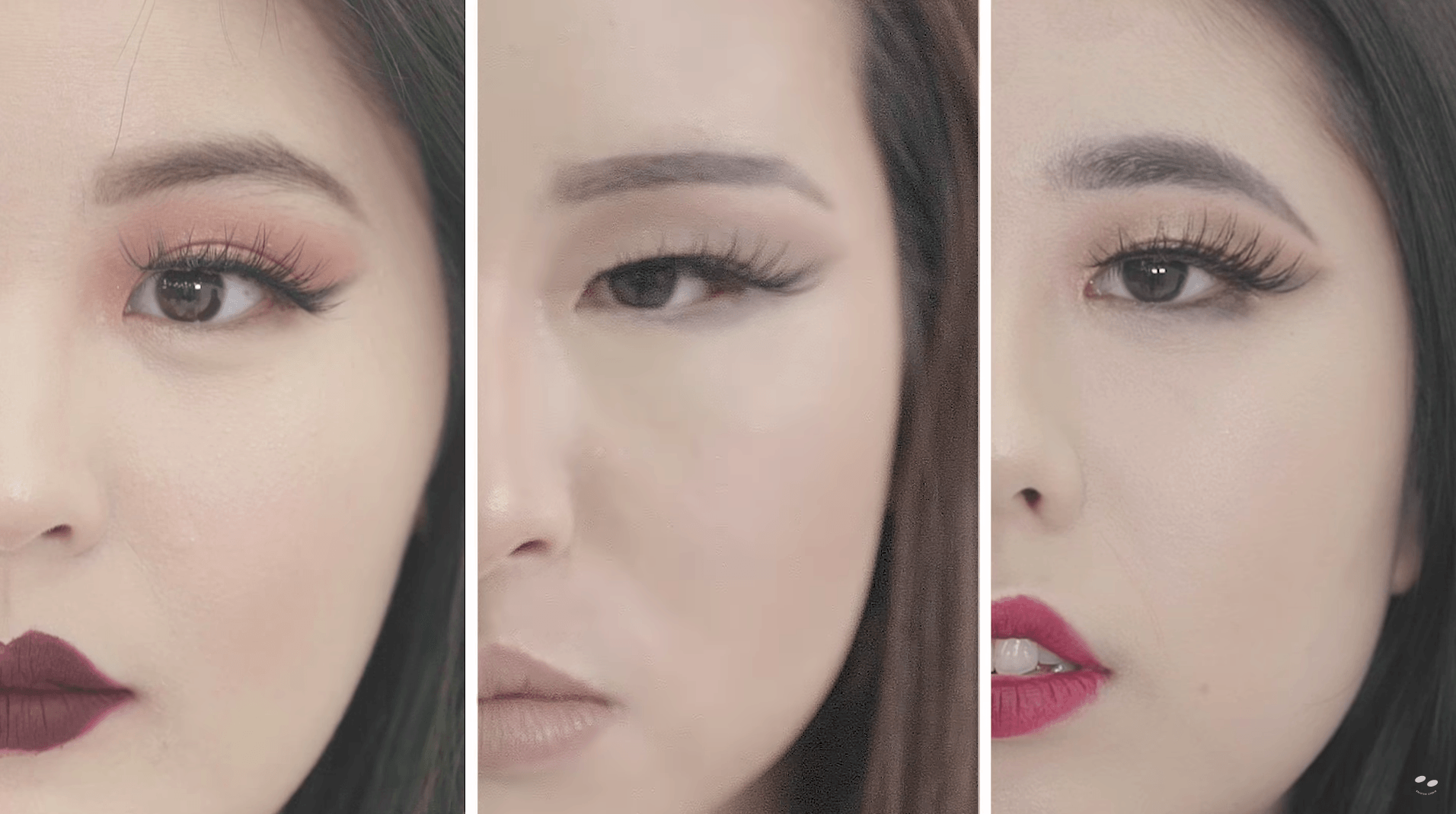 These Korean girls reactions to their Western makeovers will make your day