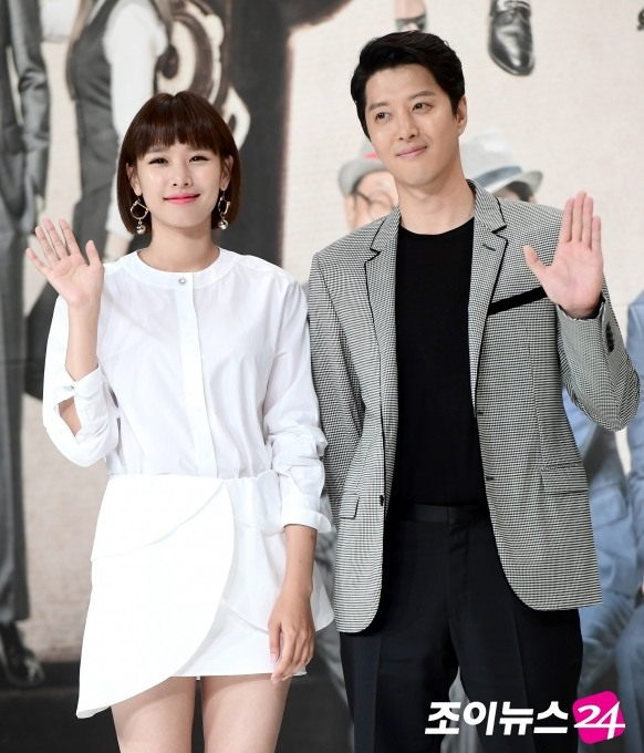 BREAKING] Lee Dong Gun announces he's married and pregnant ...