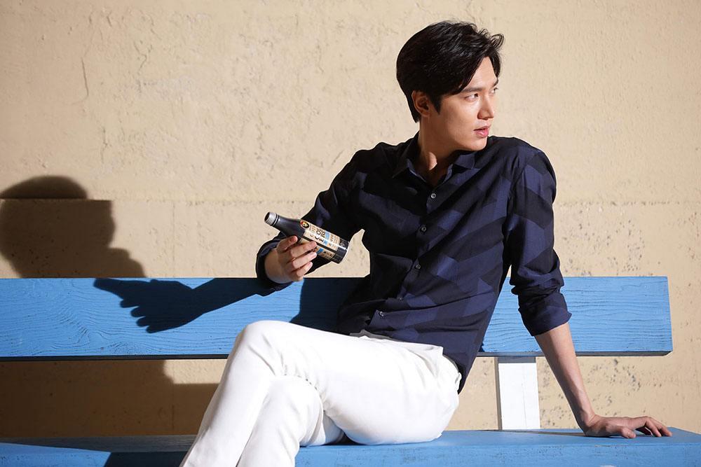 Lee Min Hos last commercial before enlistment