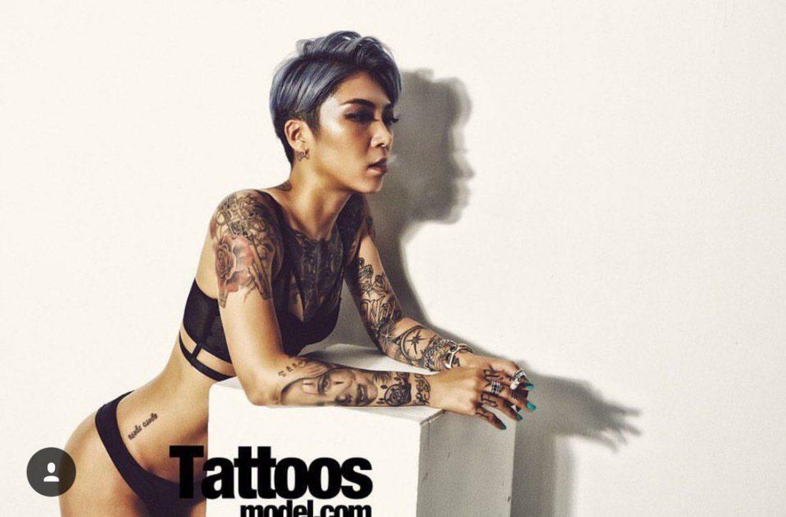 Meet Natasha Bang, Yongguks Badass Older Sister