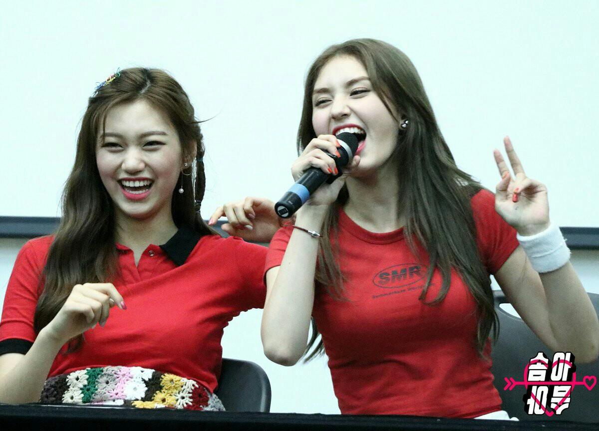 Somi Reveals Recent Text Messages Exchanged Between IOI Members