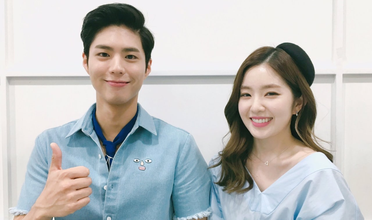 Park Bo Gum and Irene to MC Music Bank World Tour in Jakarta
