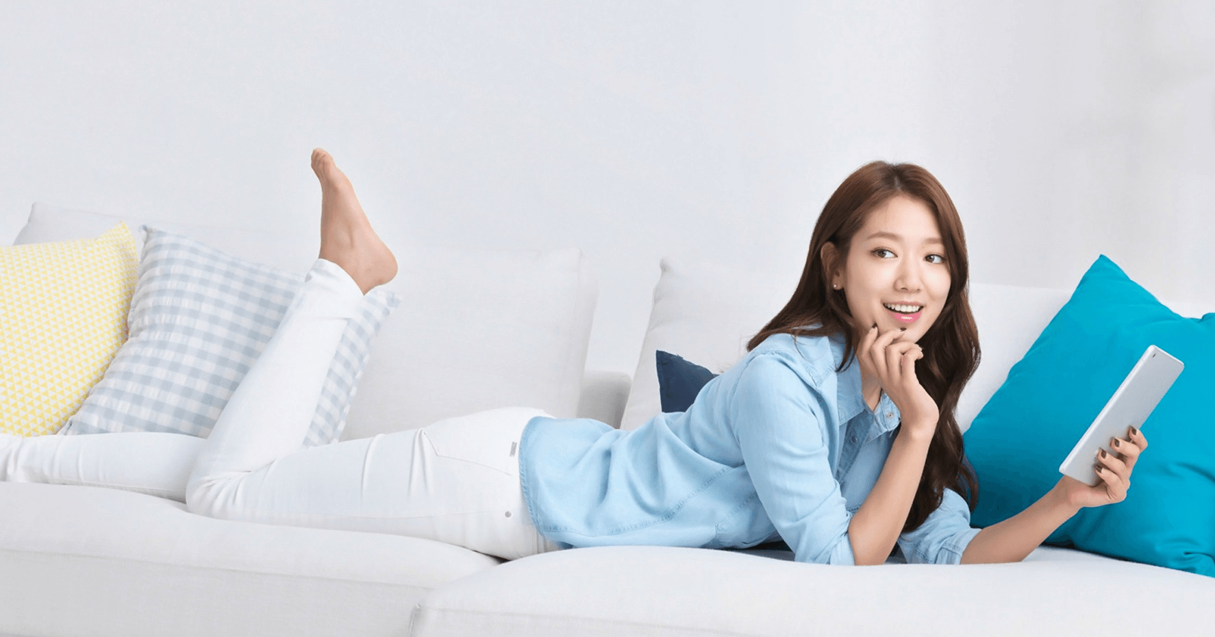 Here's How Park Shin Hye Takes Care of Her Body