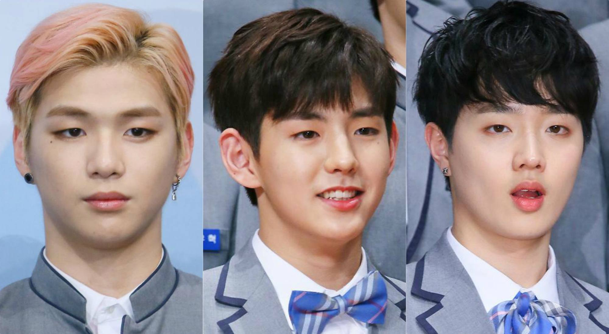 Kang Daniel, Kim Dong Bin, and Lee Ki Won apologize for cheating on Produce 101