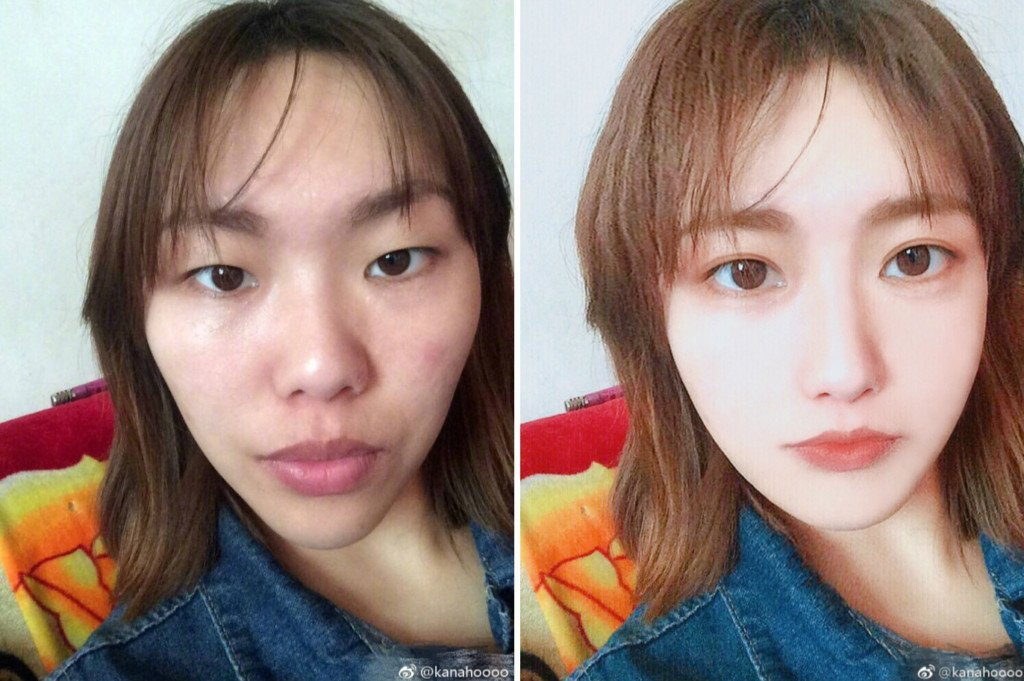 These Chinese Girls Are Going Viral For Being Photoshop Masters