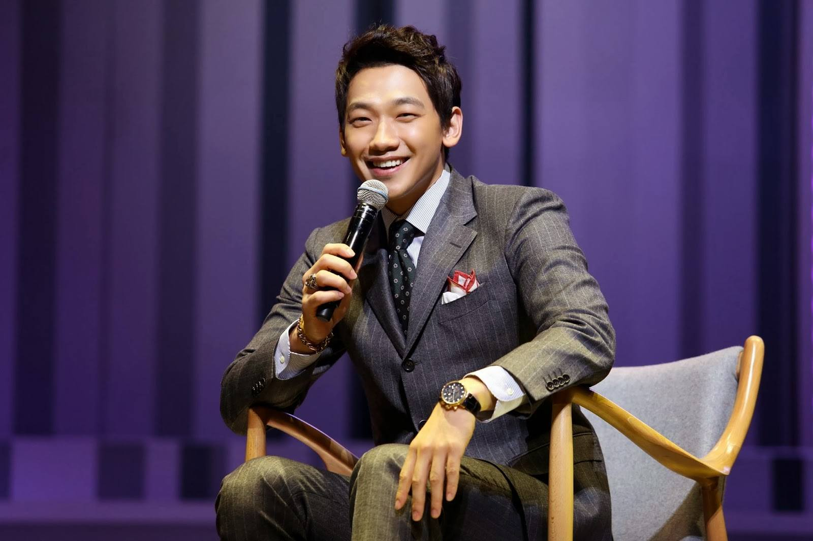 Fans Photoshopped Pictures of Rain and Kim Tae Hees Future Baby