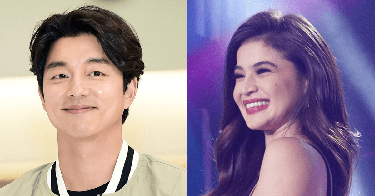 Filipino celebrity Anne Curtis flies to Hong Kong to fan girl over Gong Yoo