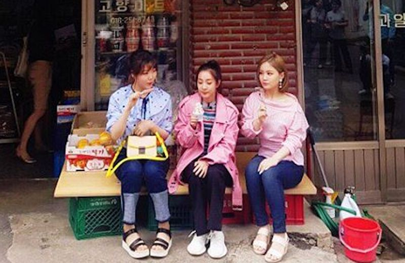 Sandara Park, Lee Hi, and AKMUs Suhyun Will Star In A New Variety Show Together