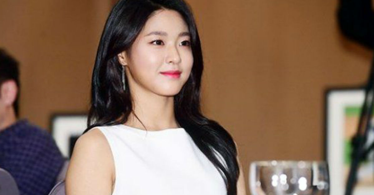 AOA Seolhyun wins photogenic of the year award