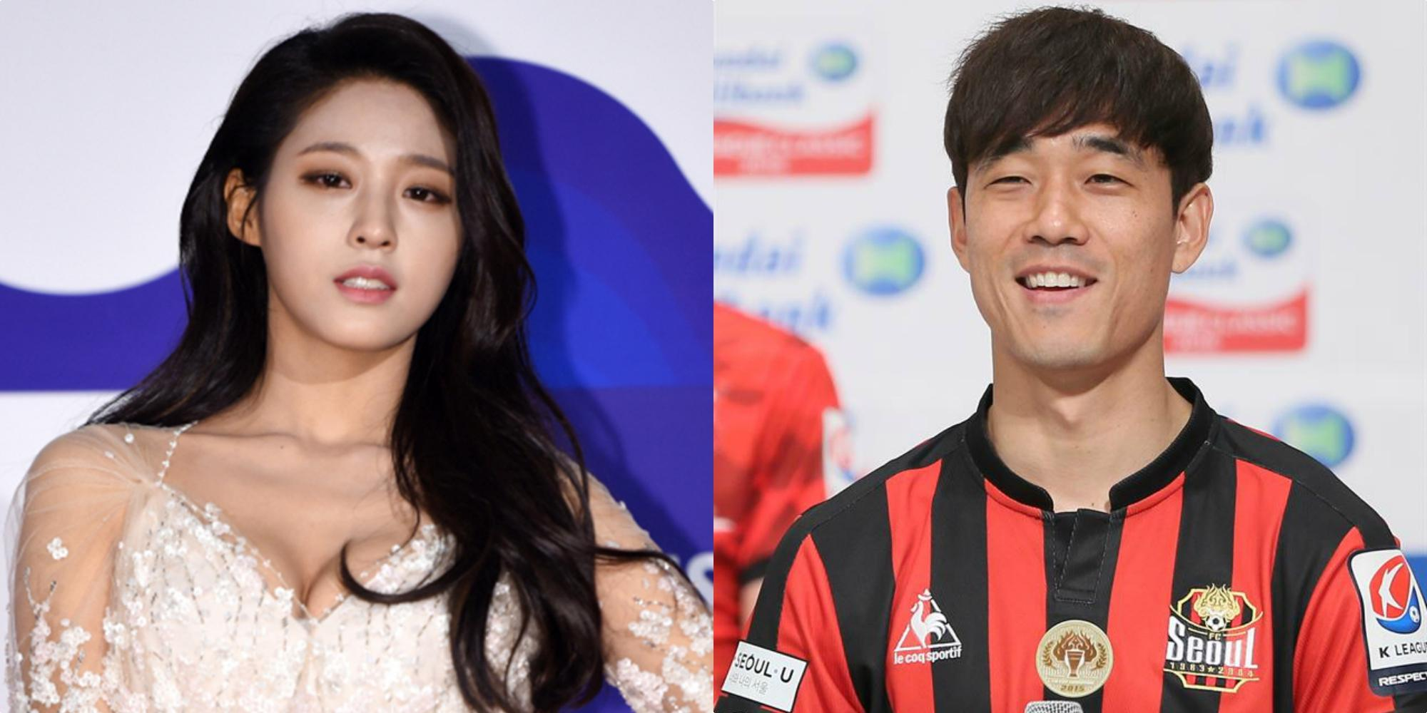 Monaco royalty reveals hes a fan of AOA Seolhyun and Park Chu Young
