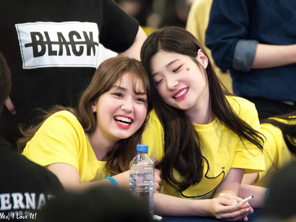 Chaeyeon and Somi Reunite After I.O.Is Disbandment