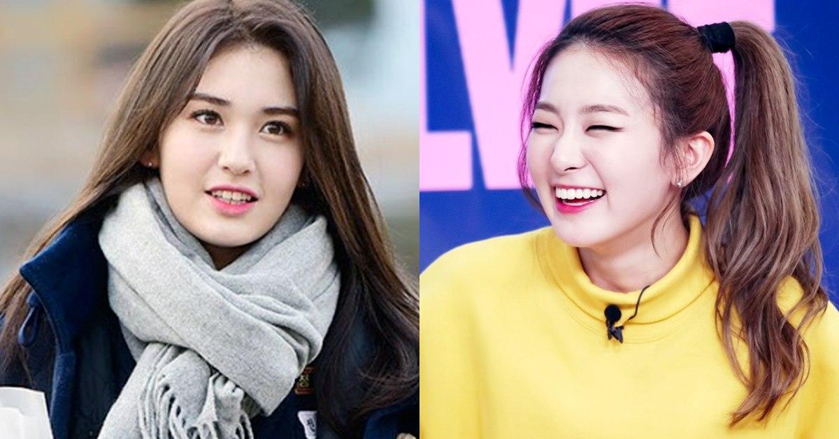 Somi Has Achieved Her Dream Of Befriending Red Velvet