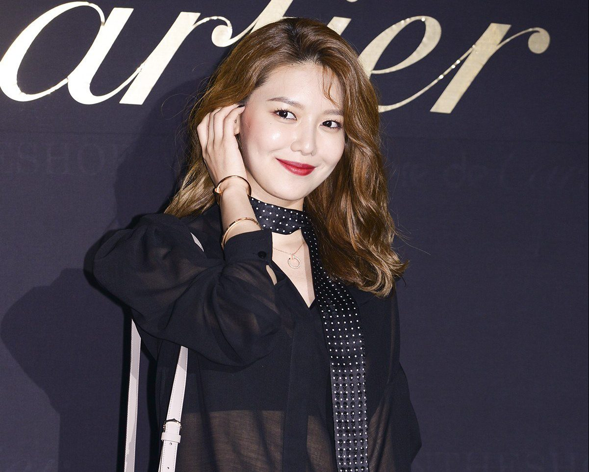 Sooyoung attributes looking better to her recent weight gain
