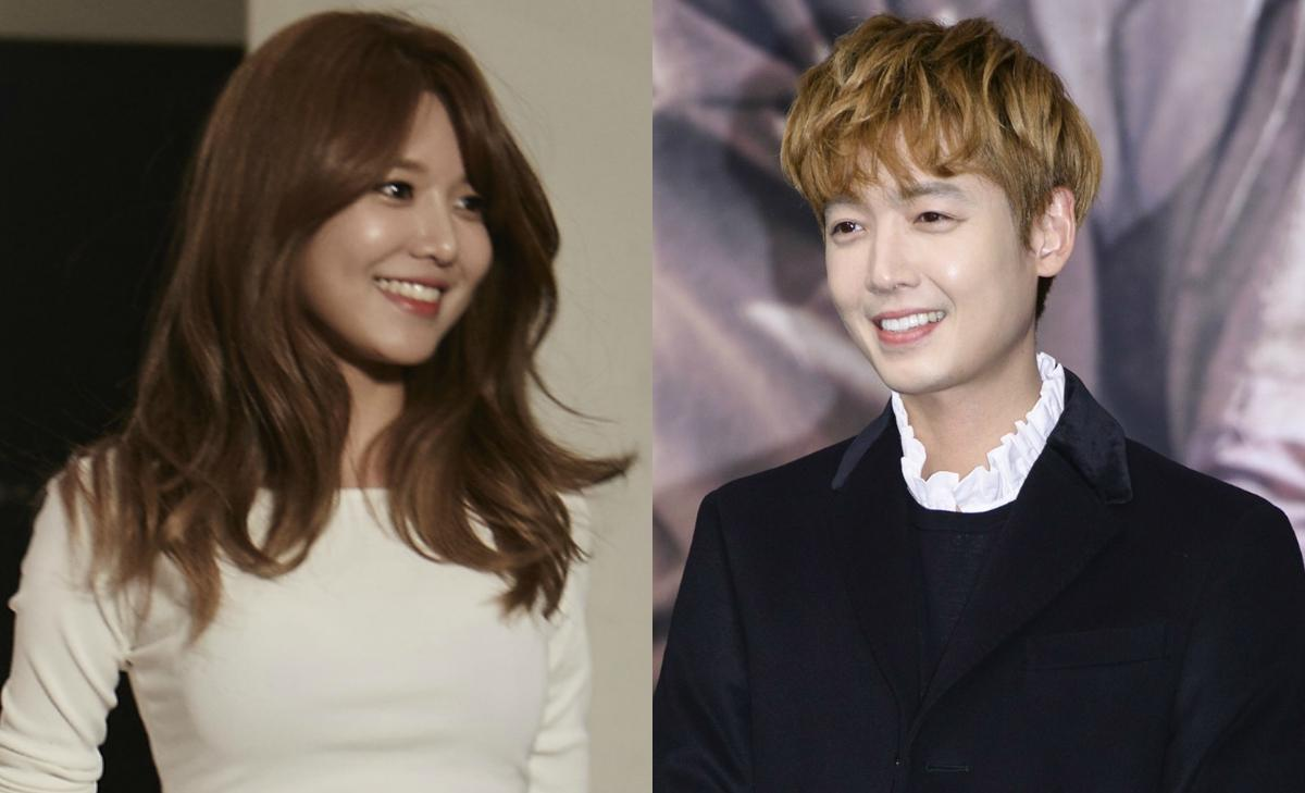 sooyoung and jung kyung ho dating Is sooyoung in a relationship it doesnt seem long since her scandal with won bin broke out, and now shes reported to be in a relationship with actor jung kyung ho.