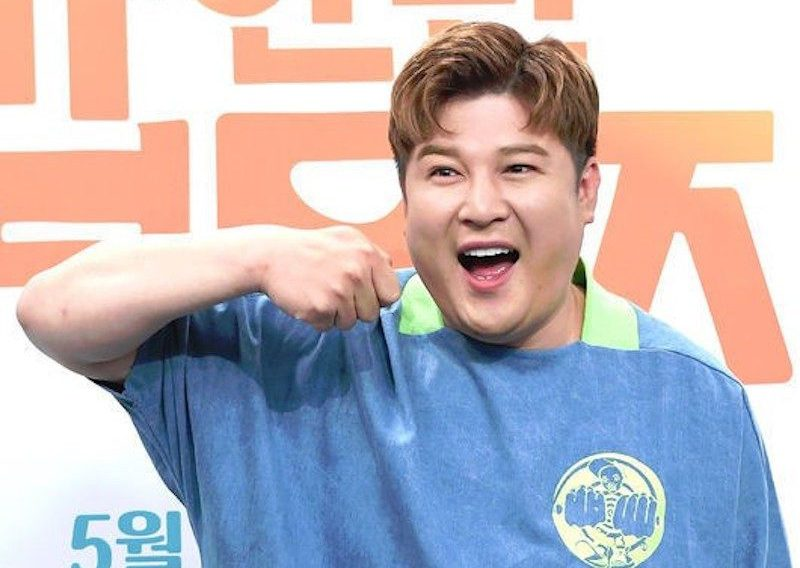 Super Junior's Shindong has never been pressured to go on a diet