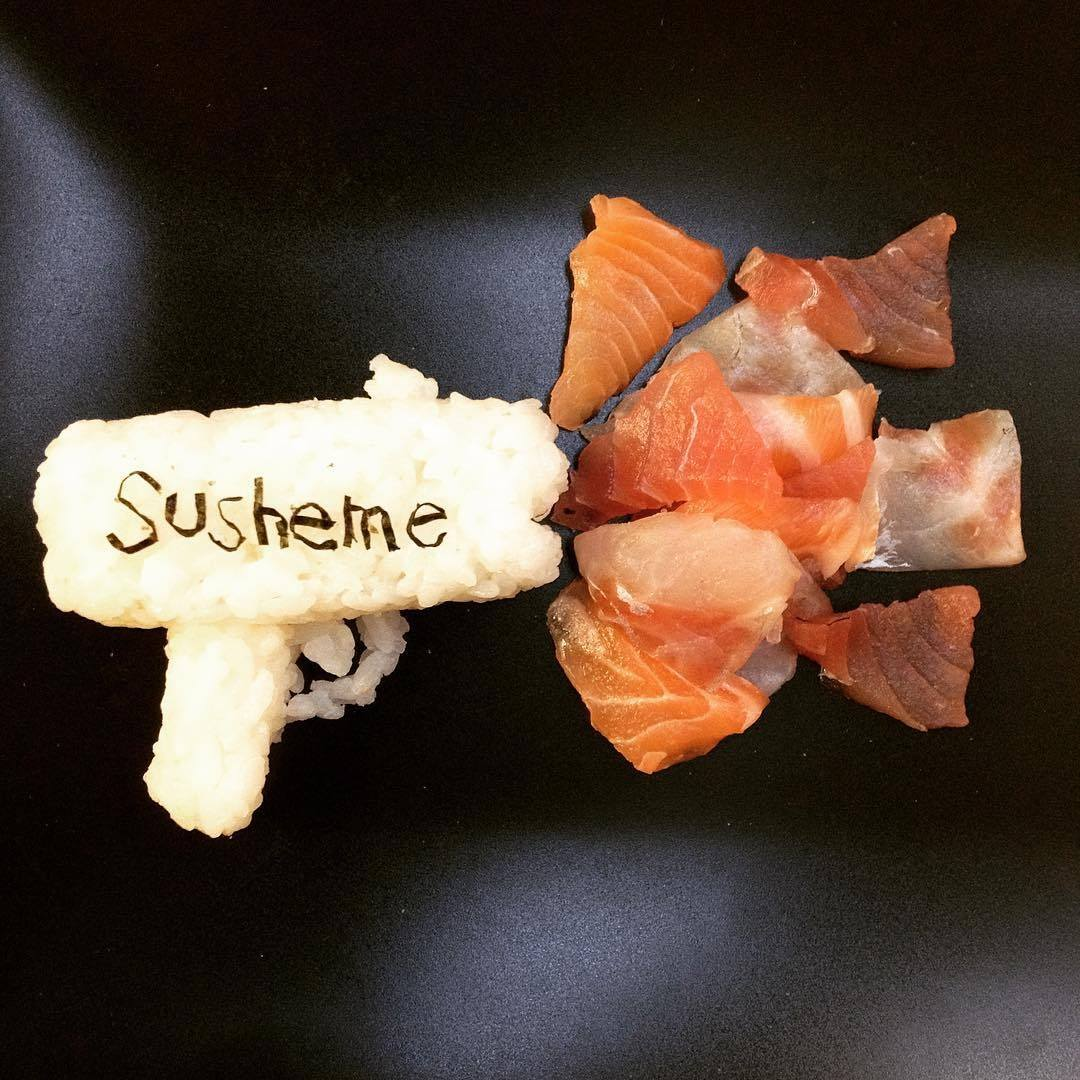 This Chef Turns Sushi Into The Most Unexpected Art