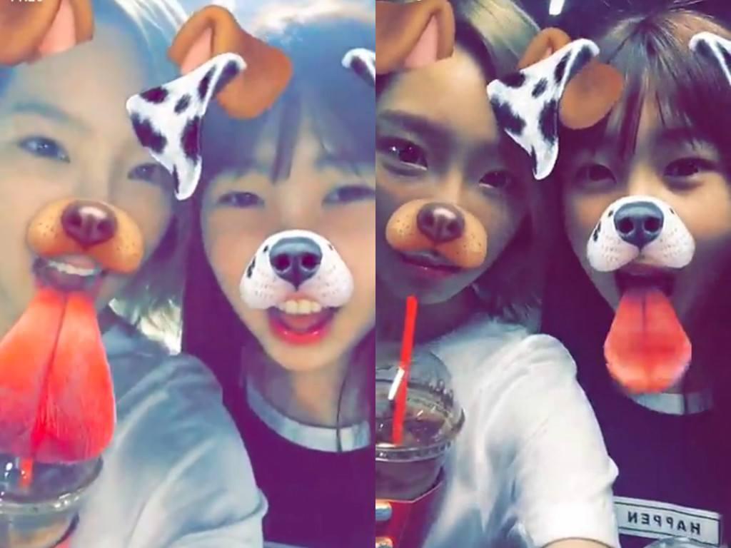 Meet Taeyeons Younger Sister Hayeon