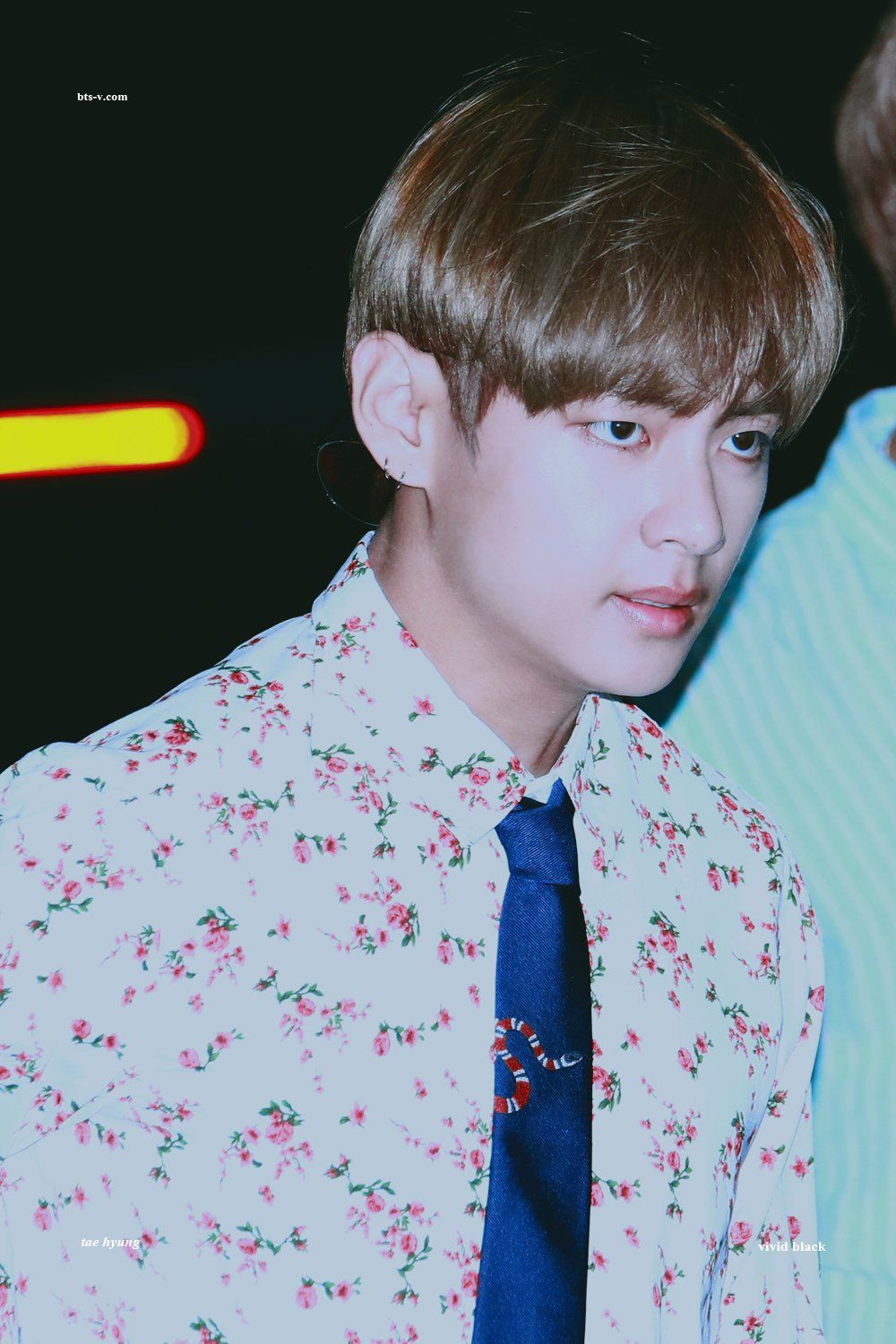 When BTS V Showed Up Wearing This, He Looked Like A Rich CEO's Son
