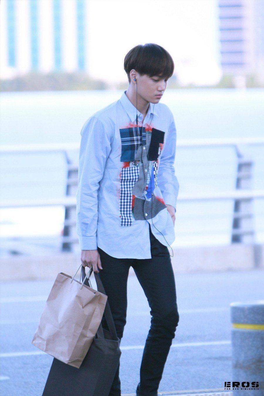 Kai Airport Fashion