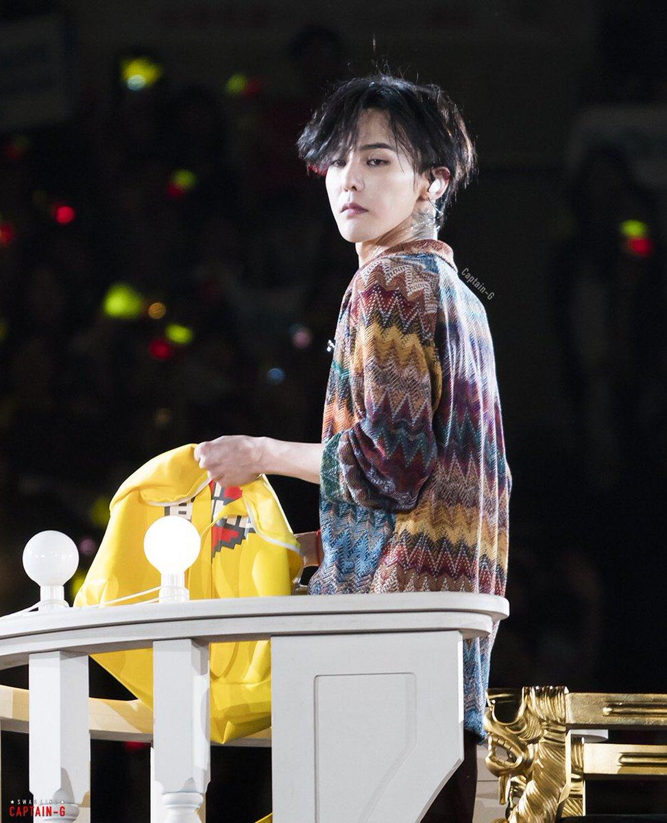 G-Dragon Teases One of His New Songs at BIGBANG's Japanese ...