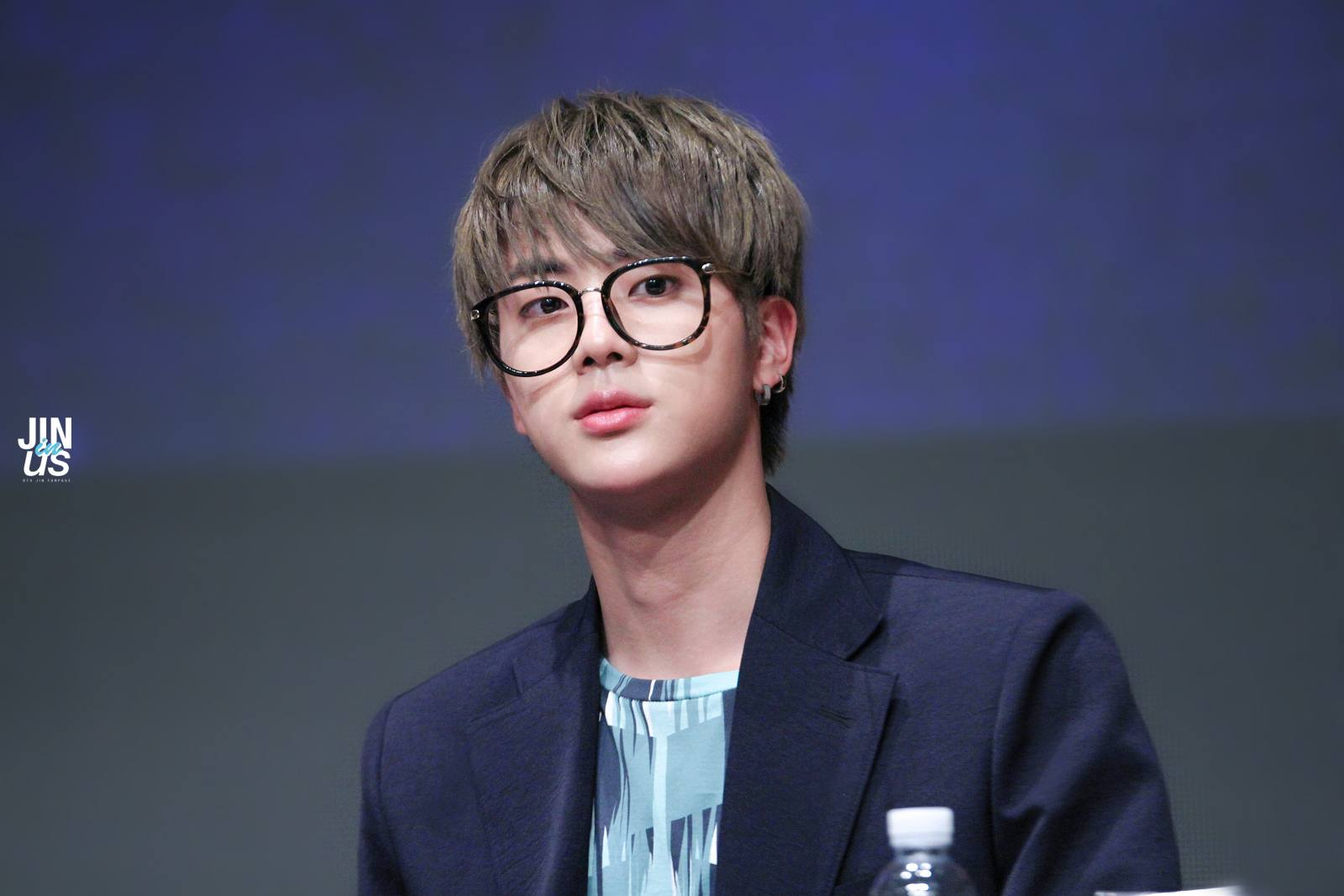 21 Photos Of BTS In Glasses Prove Smart Is The New Sexy ...