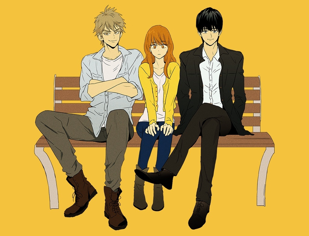 Cheese In The Trap Reveals New Characters Through Movie